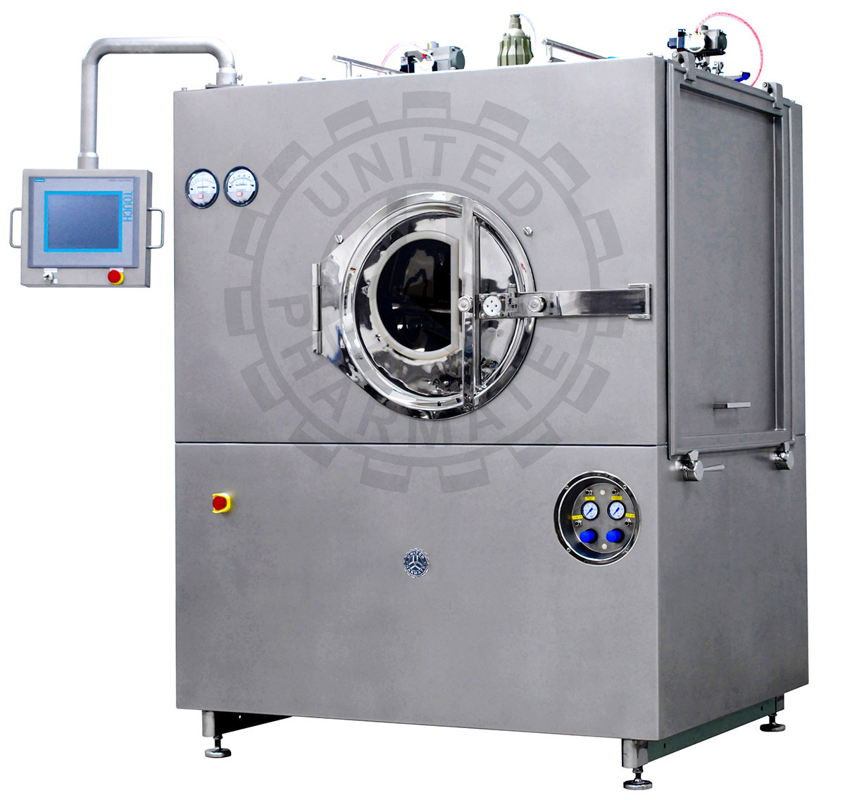 Film Coating Machines