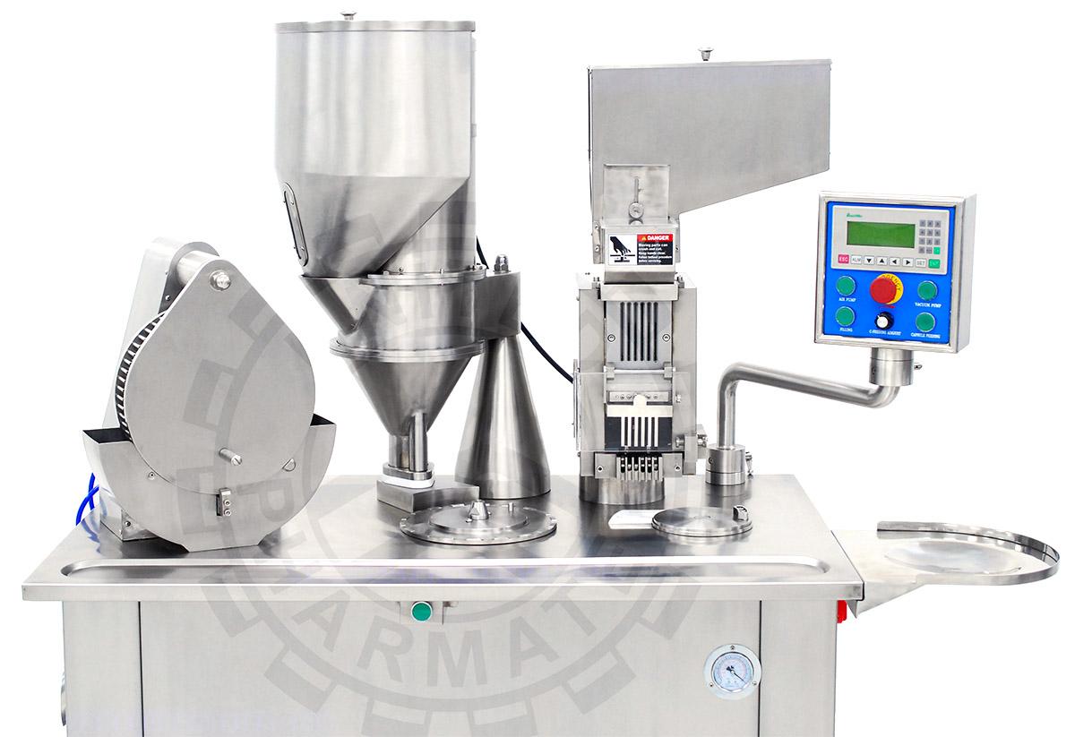 Encapsuladora Semiautomática
