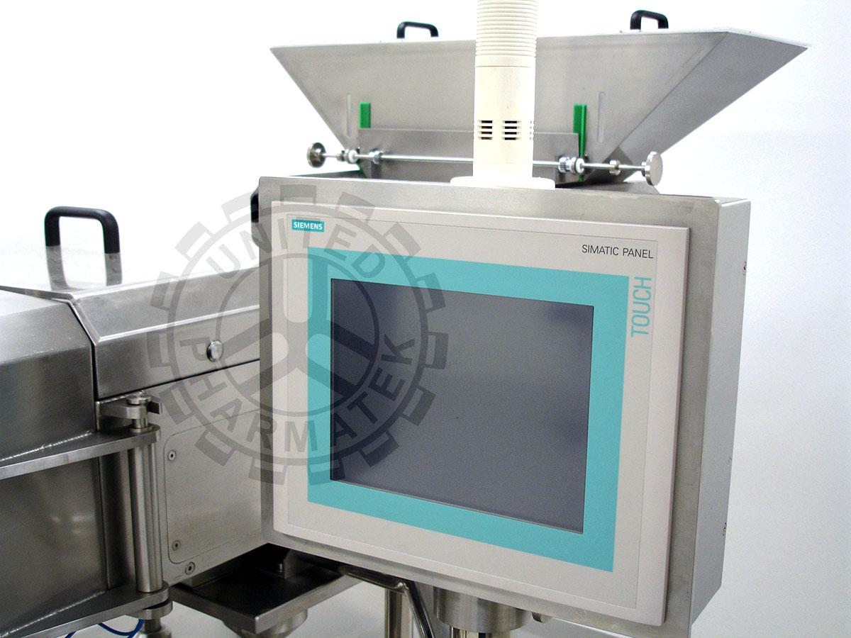 UAC Control de pantalla táctil de Siemens