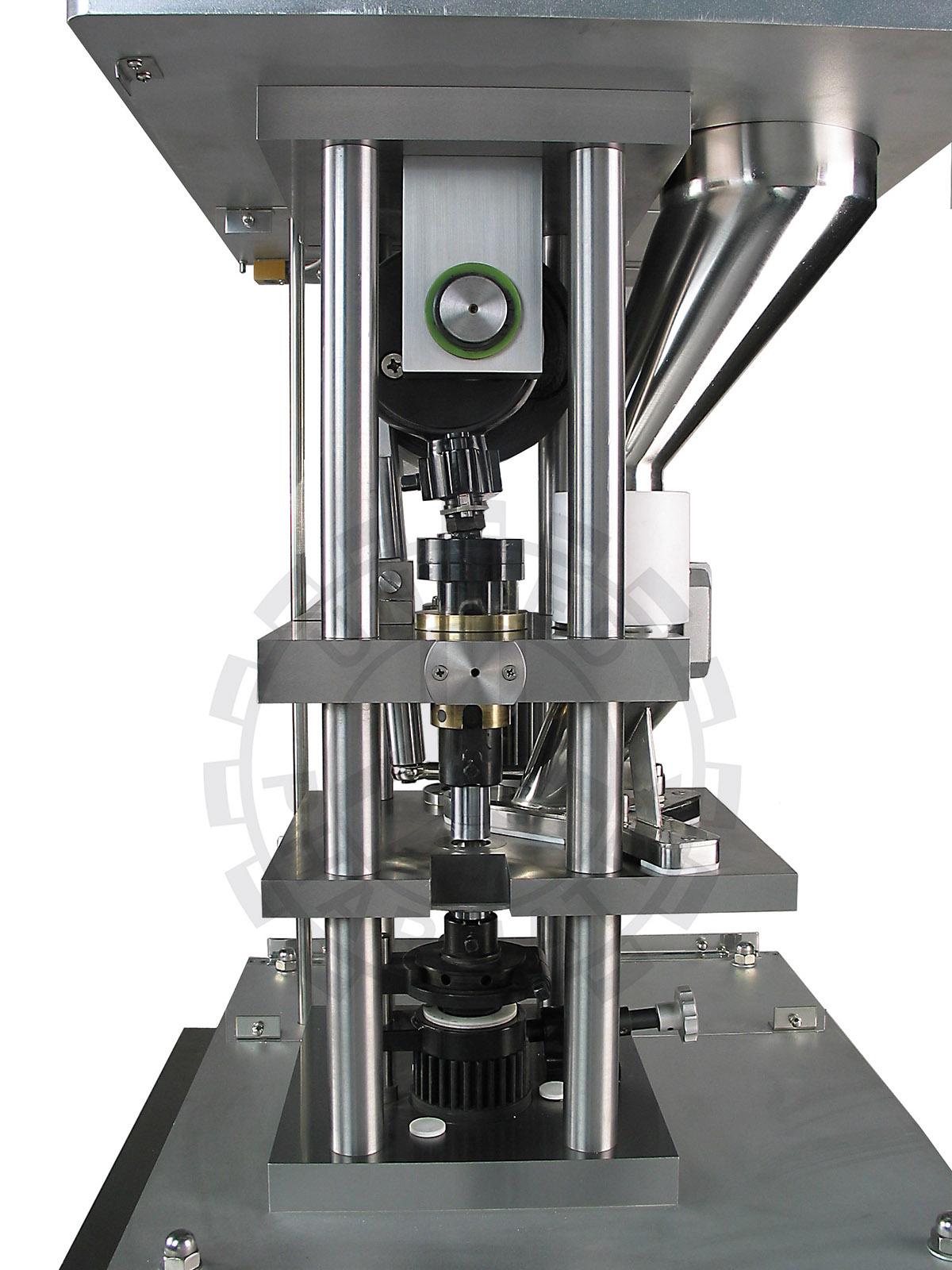 Single Station Tablet Press