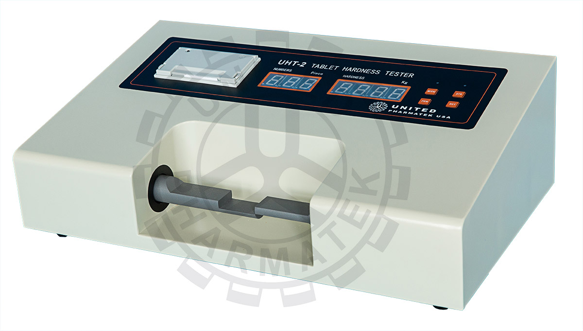Tablet Hardness Tester Machine