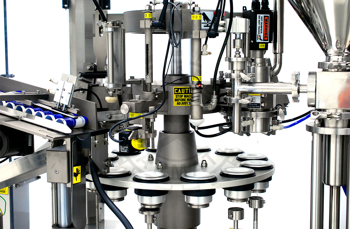 Automatic Tube Filler