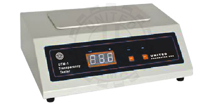 Gelatin Transparency Tester